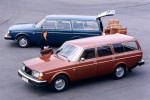 Volvo Celebrates 60 Years of Station Wagon History