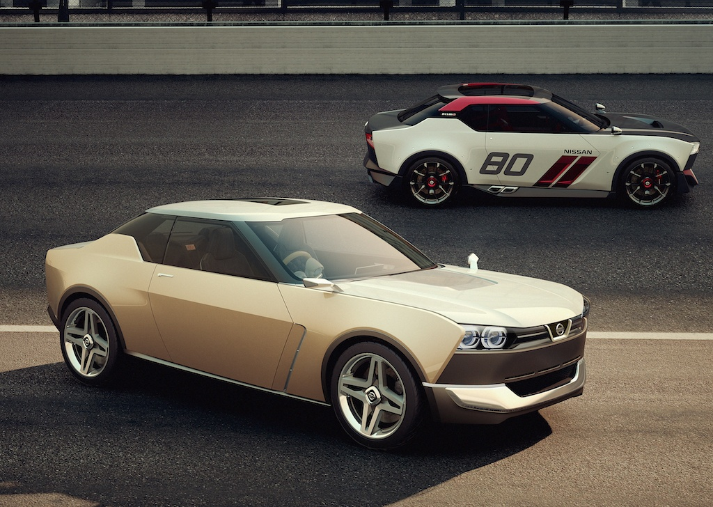 Nissan IDx and IDx NISMO concepts |Nissan