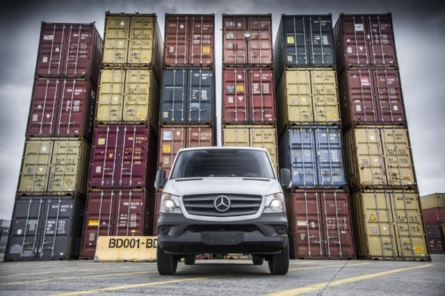 Mercedes sprinter extreme concept let s get silly