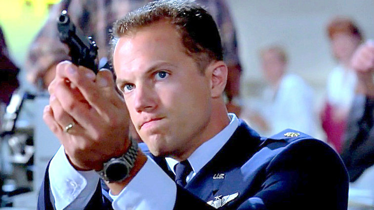Adam Baldwin in Independence Day