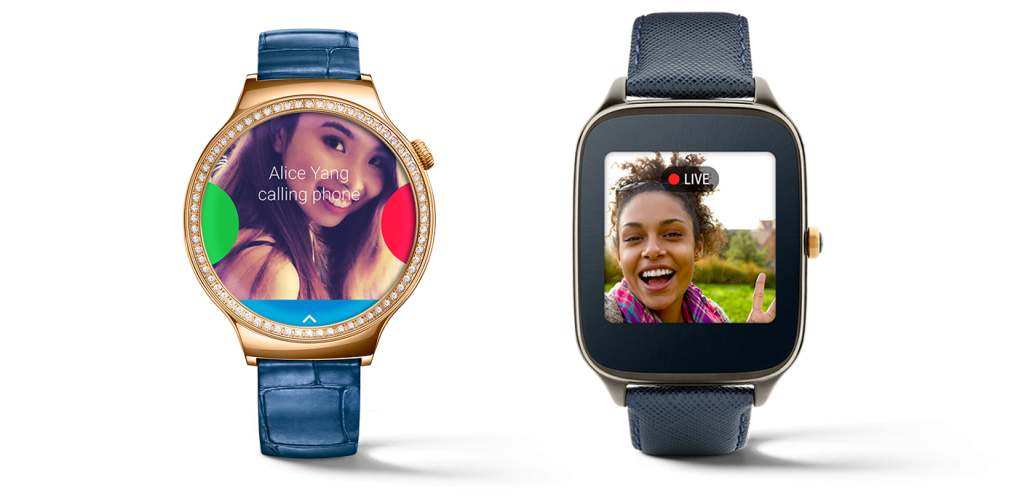 Android Wear 'designed for your wrist'
