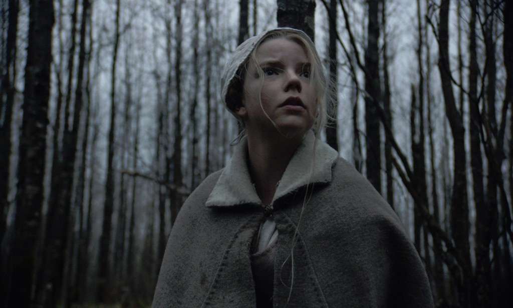 Anya Taylor-Joy in The Witch