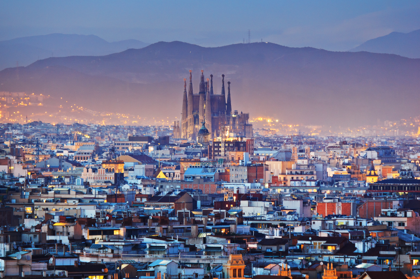 image of Barcelona - Spain