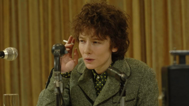 Cate Blanchett in I'm Not There