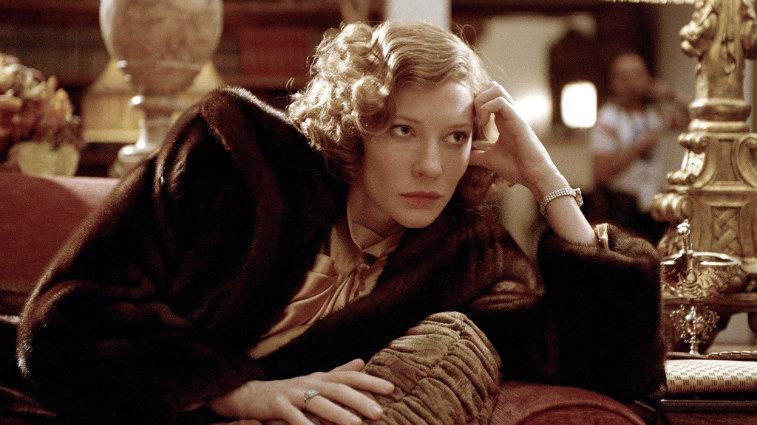 Cate Blanchett in The Aviator