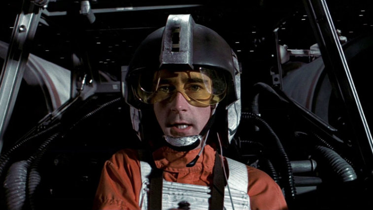 Denis Lawson in Star Wars: A New Hope