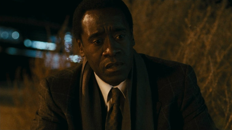 Don Cheadle in Crash