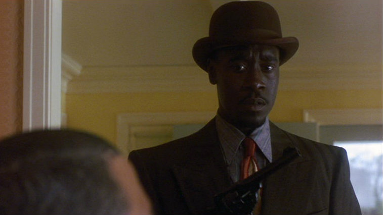 Don Cheadle in Devil in a Blue Dress