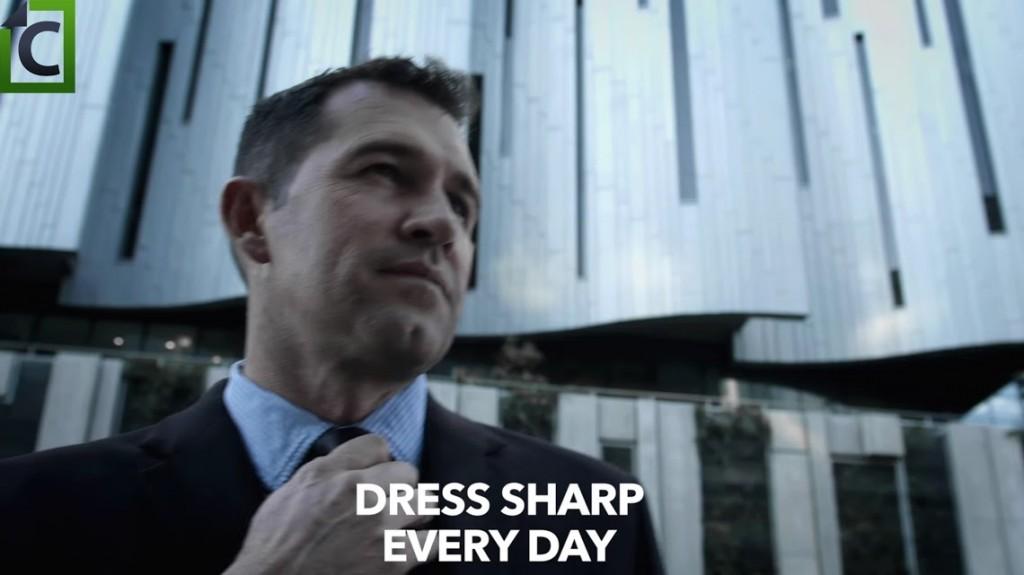 Dress Sharp