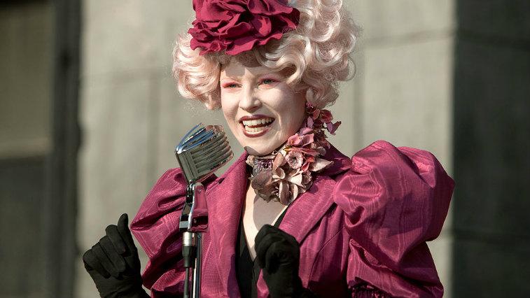 Elizabeth Banks in The Hunger Games