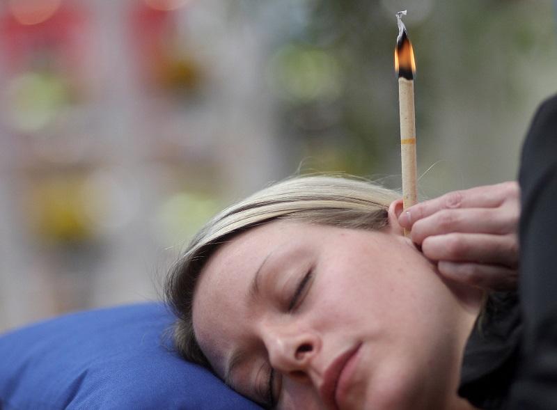 ear candling