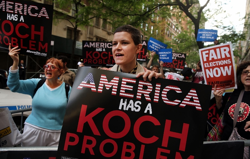 Koch Brothers Electric Cars