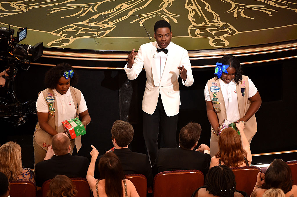 Chris Rock - Oscars Monologue 2016