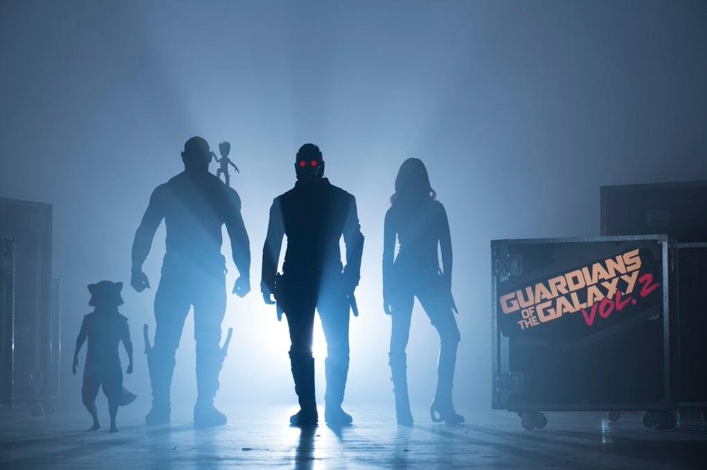 Guardians of the Galaxy Vol 2 | Source: Marvel Studios via James Gunn's Twitter
