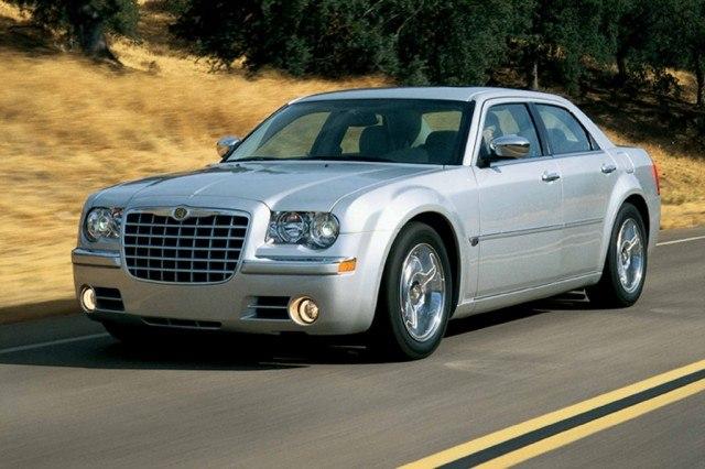 Chrysler 300C Platinum