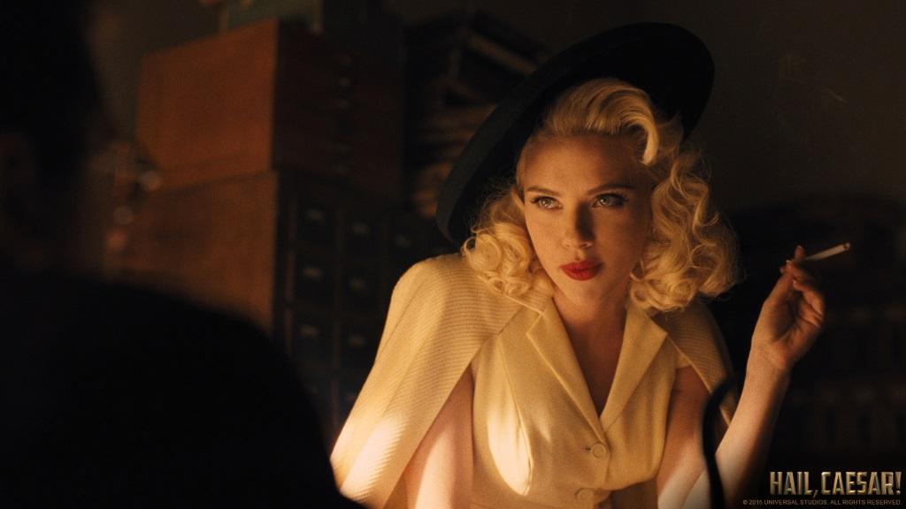 Scarlett Johansson in Hail, Caesar!
