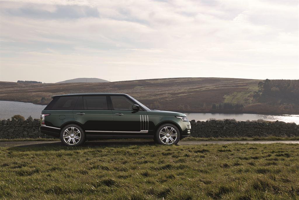 Land Rover SUV