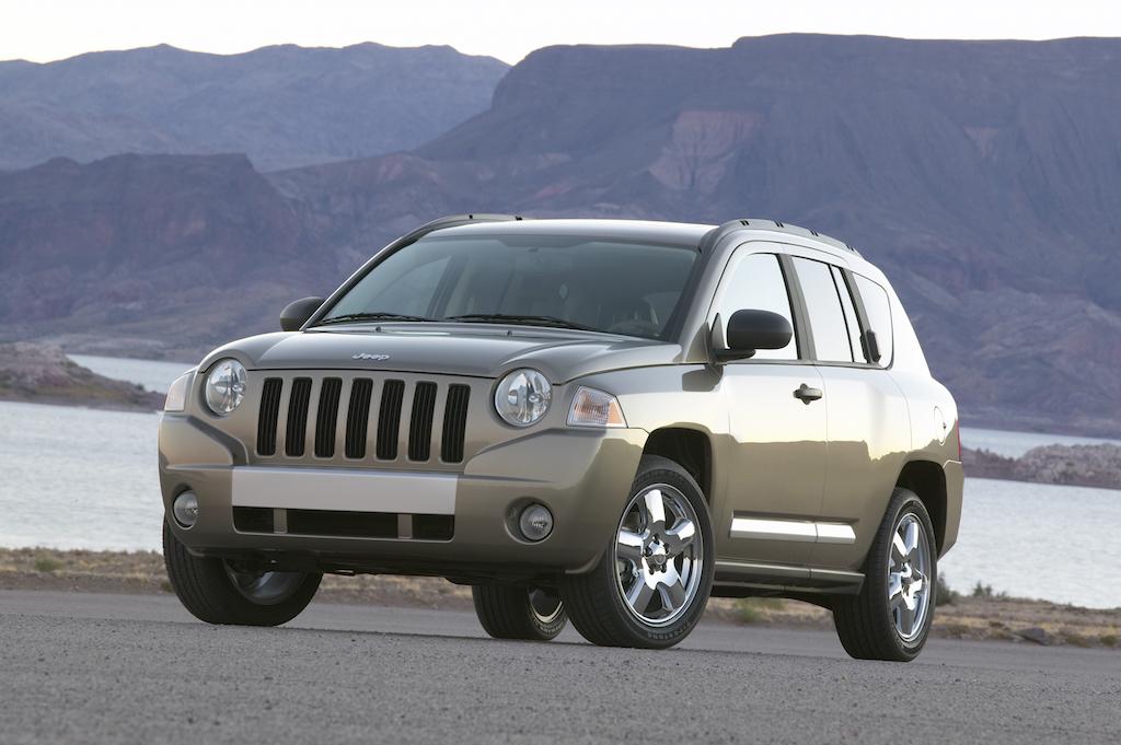 2006 Jeep Compass