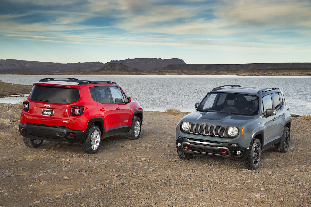 fiat 500x vs jeep renegade buy this, not that