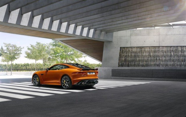 The SVR line continues to grow, with the already outstanding Jaguar F-Type being the crown jewel   Jaguar