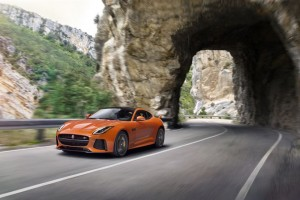 2017 Jaguar F-Type SVR revealed, Priced from $126,945: Live photos