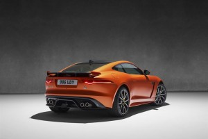 Jaguar's Most Powerful Car Ever: The F-Type SVR