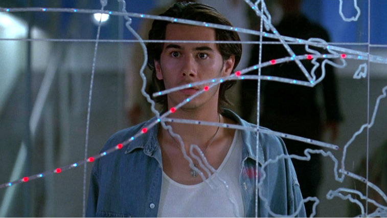 James Duval in Independence Day