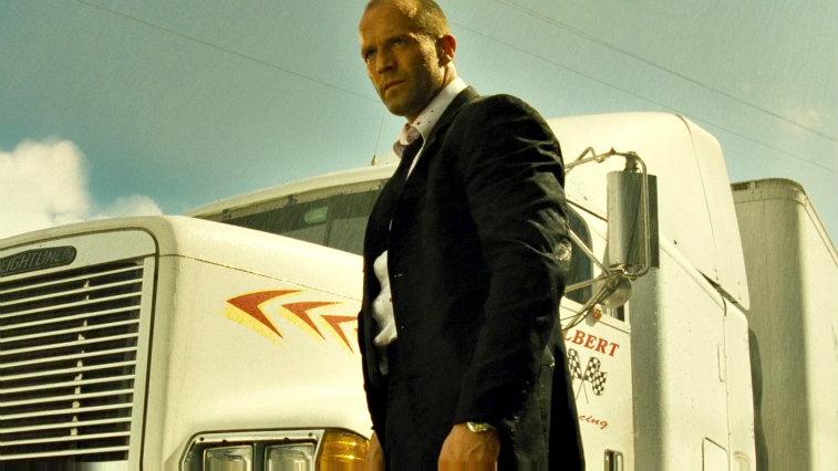 Jason Statham in Transporter 2