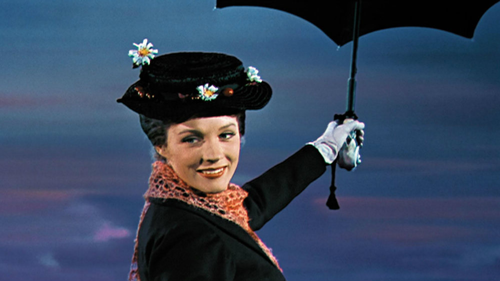 Who Was the Original Mary Poppins, and When Was the Movie First Released?