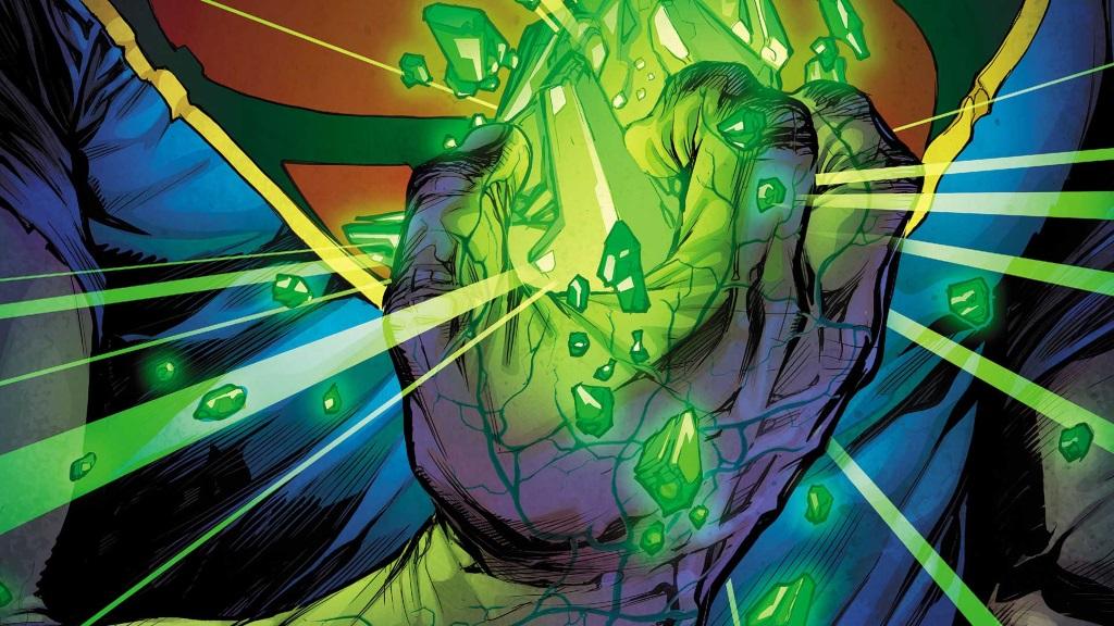 Kryptonite Superman weakness