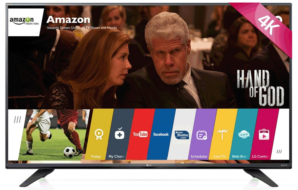 10 Best 4K TVs You Can Buy for Under $1,000