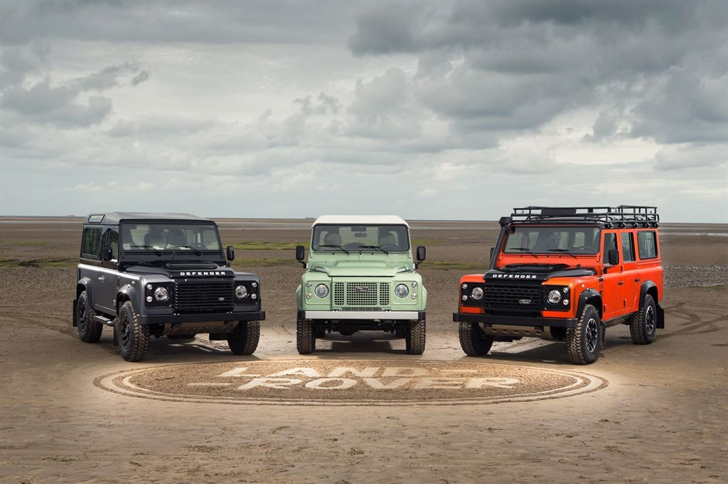 Source: Land Rover