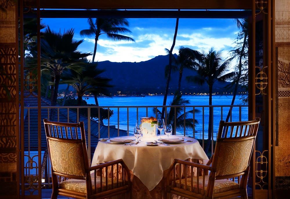 La Mer at Halekulani Hotel Honolulu