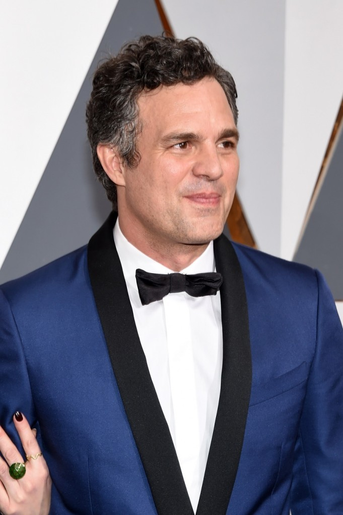 Mark Ruffalo at Academy Awards