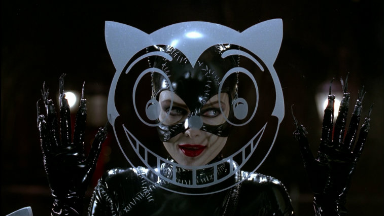 Michelle Pfeiffer in Batman Returns