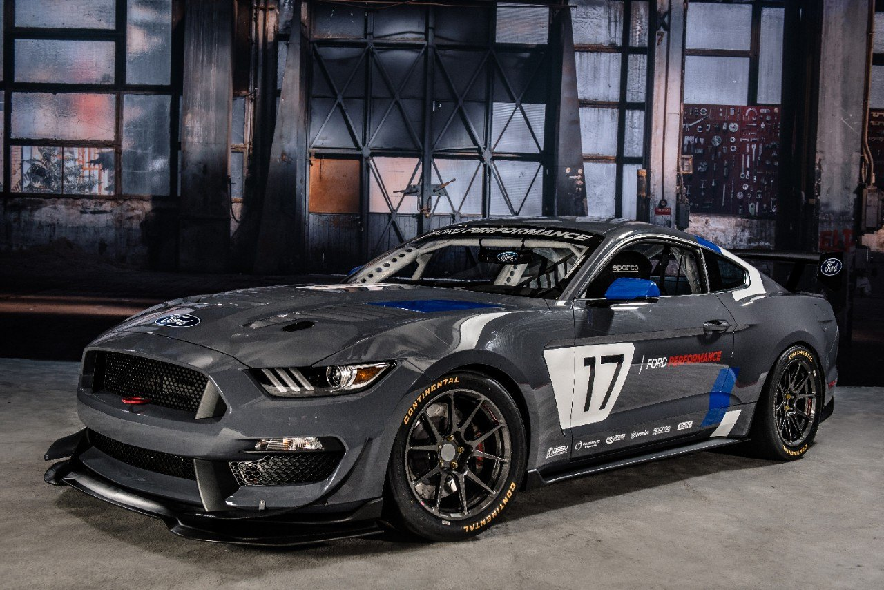 Ford Performance Mustang GT350R