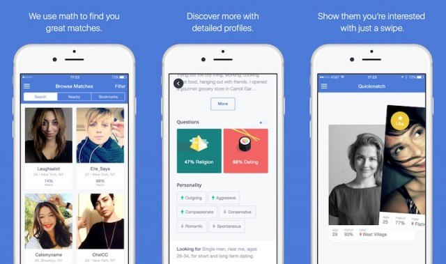 """okcupid your looks and online dating This is what online dating is like when you're not gorgeous or ugly, but average by patia  mad at tinder and okcupid for not  """"online dating is just."""