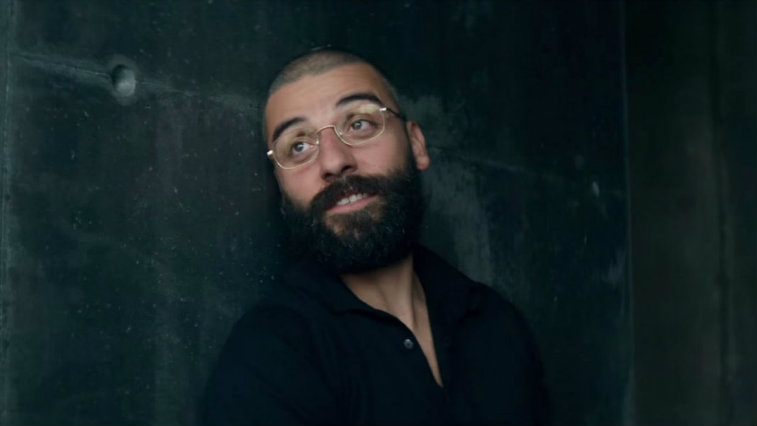Oscar Isaac in Ex Machina