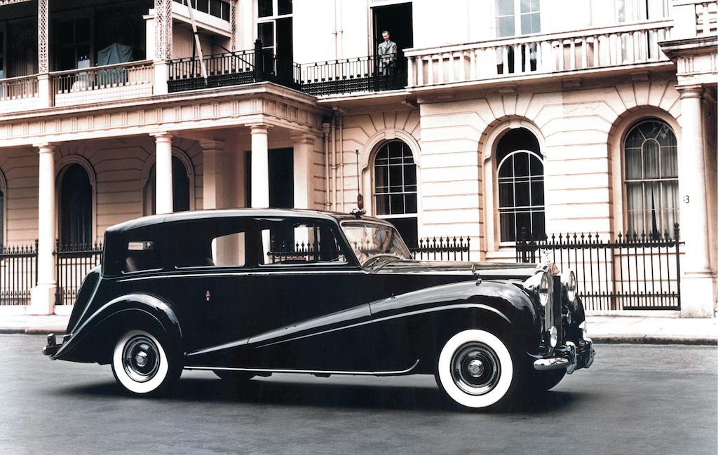 1950 Rolls-Royce Phantom IV