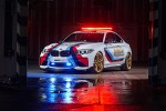 BMW M2 Transformed Info Safety Car For 2016 MotoGP Season