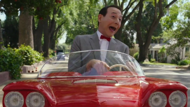 Paul Reubens in Pee-wee's Big Holiday