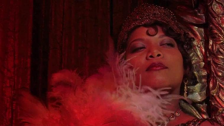 Queen Latifah in Chicago