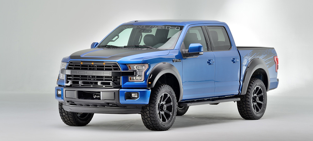 Ford F-150, ROUSH Performance Products, Inc.