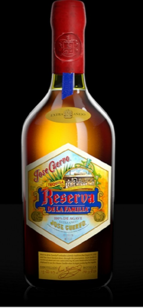 Reserva de la Familia tequila