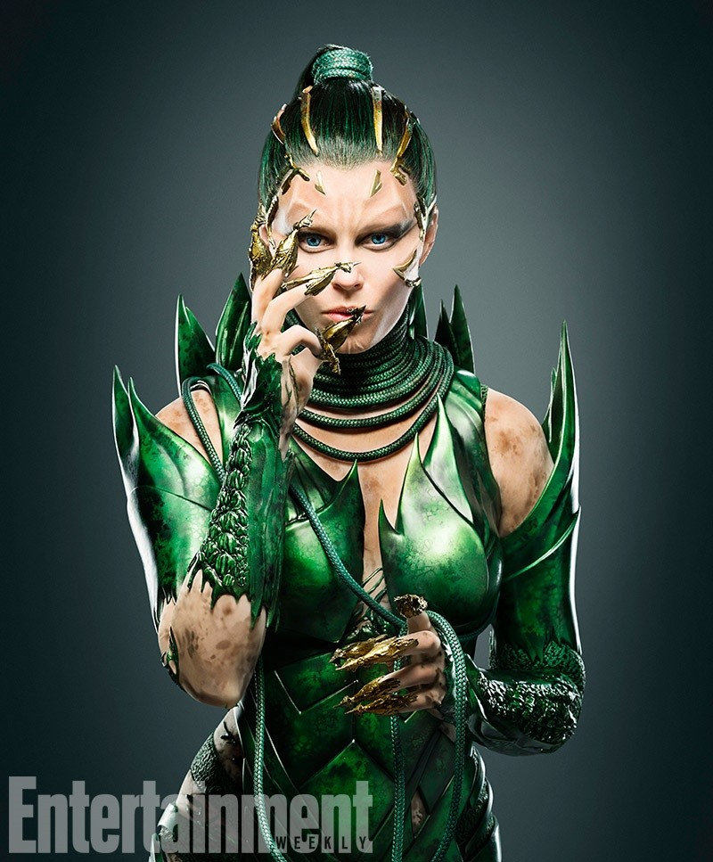 Rita Repulsa, Power Rangers
