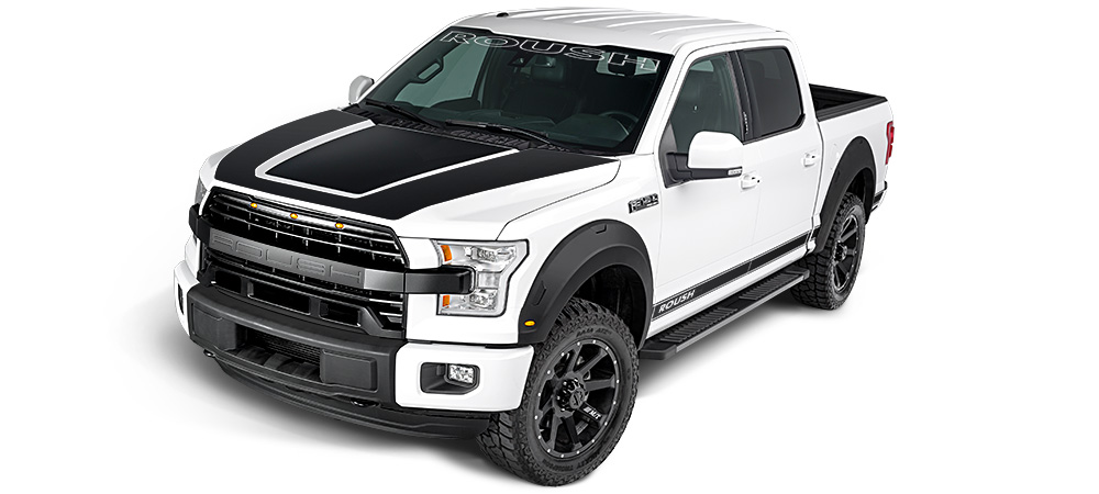 Why You Need a 600-Horsepower Roush-Tuned F-150