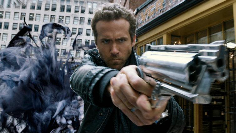 Ryan Reynolds in R.I.P.D.