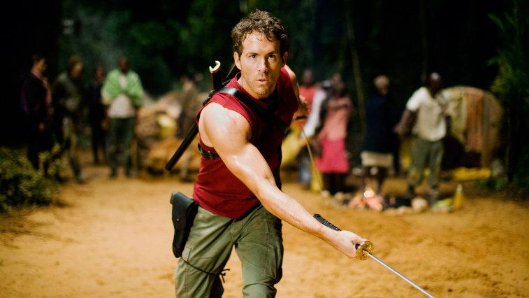 Ryan Reynolds in X-Men Origins: Wolverine
