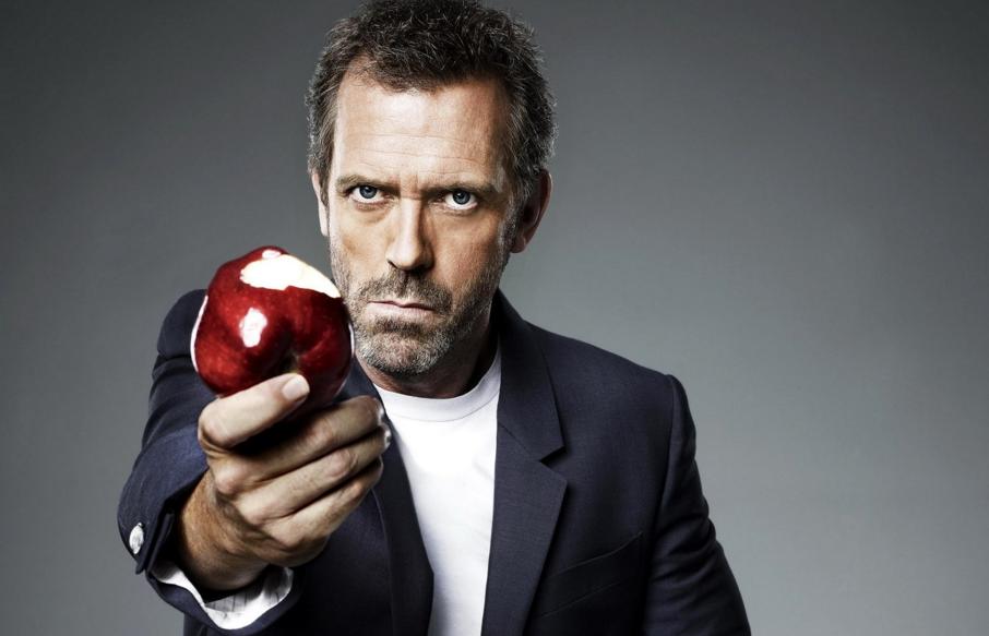 Hugh Laurie on House