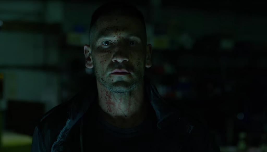 Jon Bernthal as the Punisher on Netflix